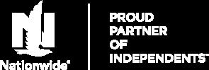 Nationwide Logo | Proud partner of Independents